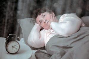 בעיות שינה בגיל השלישי