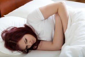 הפרעות שינה לפני מחזור