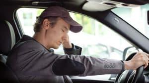עייפות בנהיגה